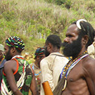 Dani people in Sunama